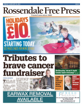 Rossendale Free Press Subscription